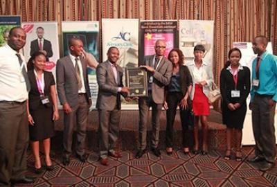 Zimhost.com Web Designers Wins A Third Award